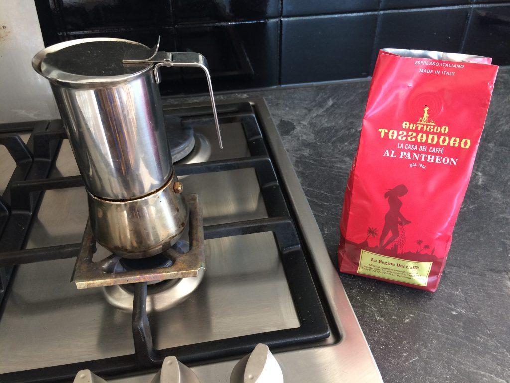 percolator-koffie